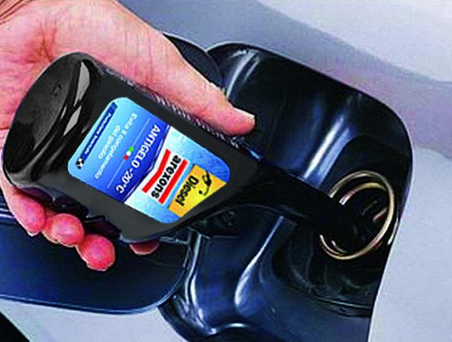 Additivo diesel antigelo