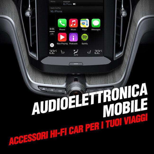 Audio Elettronica Mobile