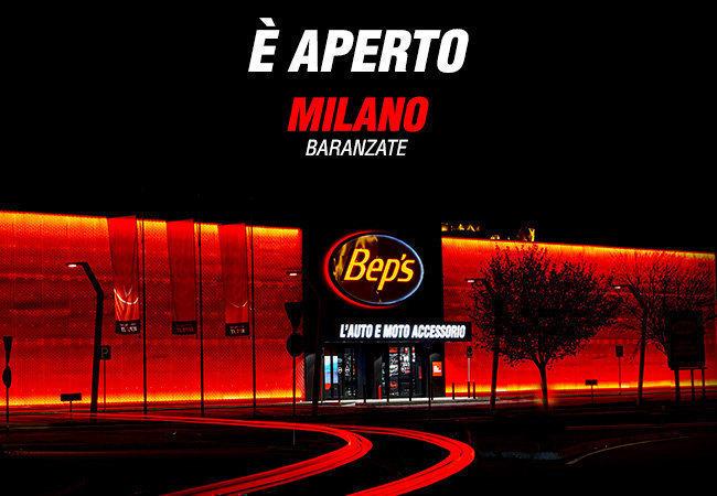 Apertura Milano - Baranzate