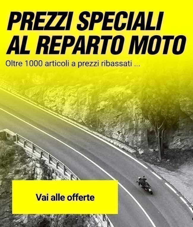 Vai alle Offerte Moto!