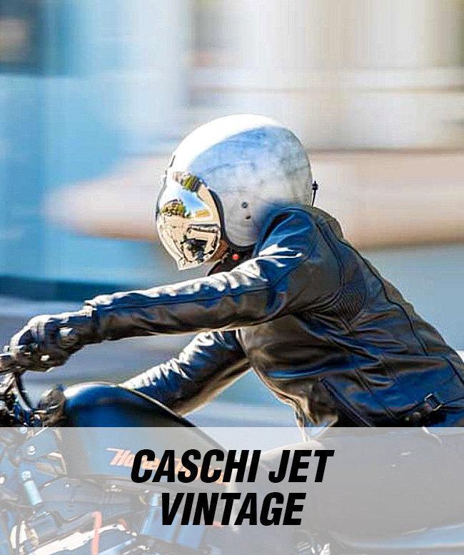 Caschi jet vintage