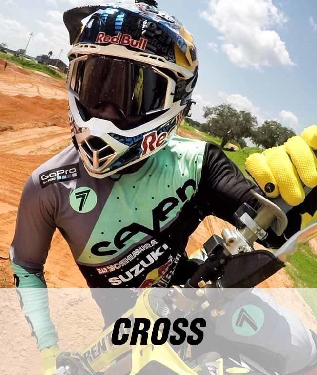 Caschi cross