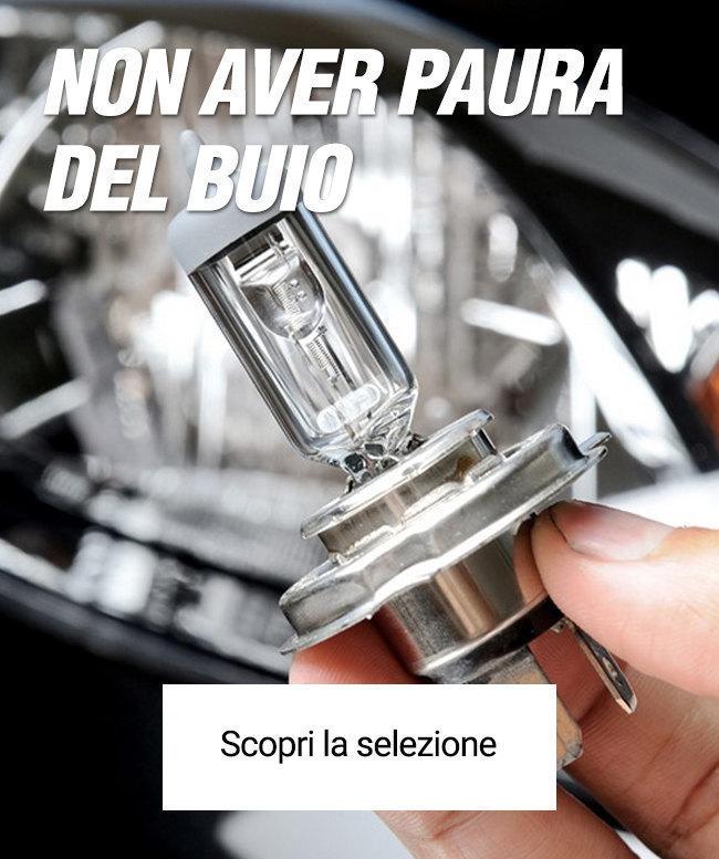 Nuove luci per la tua auto