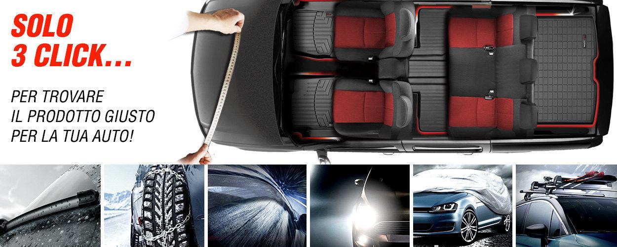 Trova il prodotto giusto per la tua auto!!
