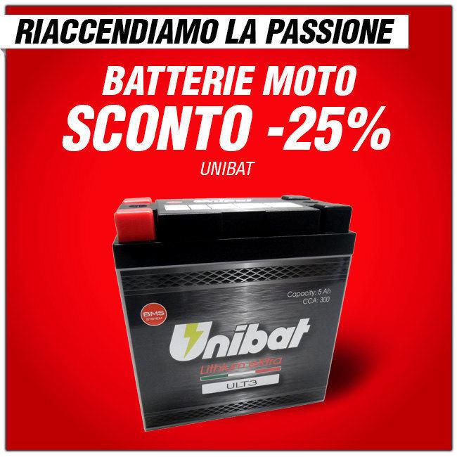 Batterie moto -25%