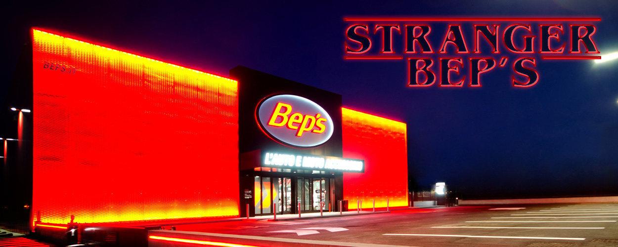 Halloween è Stranger Bep's