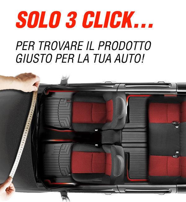 Trova il prodotto giusto per la tua auto!
