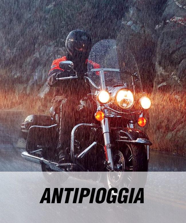 Abbigliamento invernale/antipioggia moto