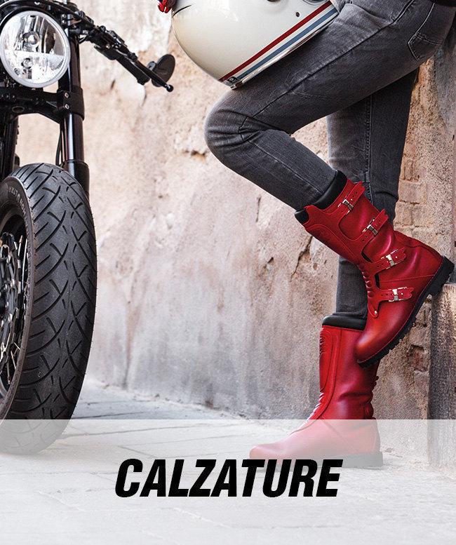 Stivali e scarpe moto