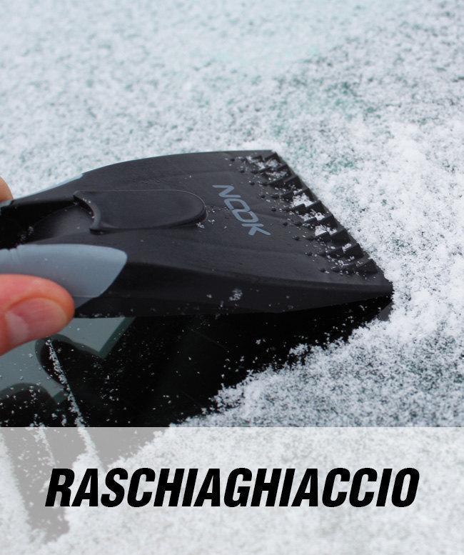Raschia ghiaccio