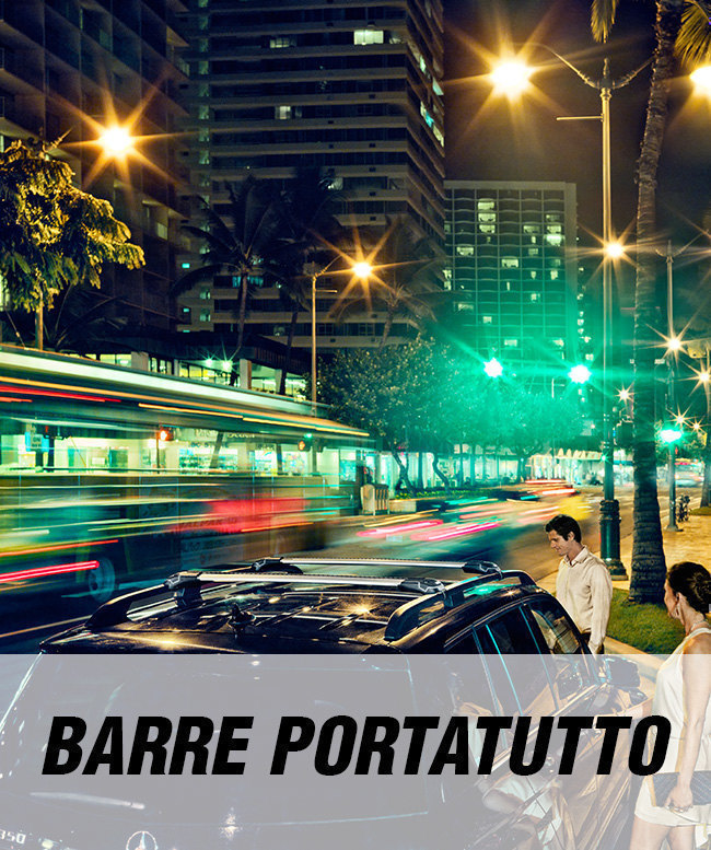 Barre portatutto